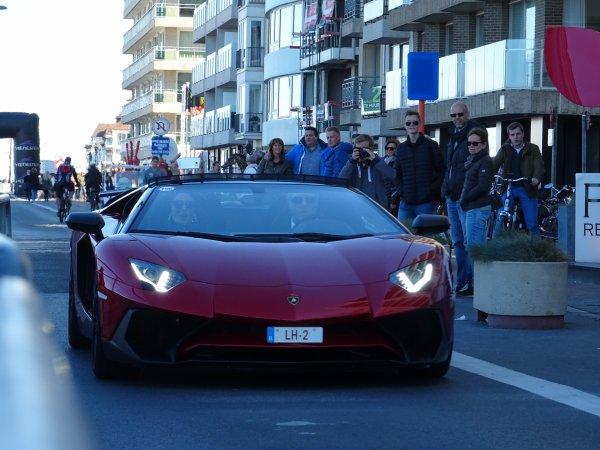 Lamborghini Aventador LP/750 SV 2015