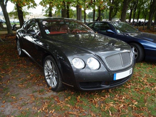 Bentley Continental GT Diamond Series 2007