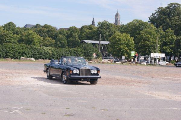 Rolls Royce Corniche 1986