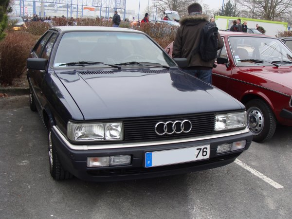 Audi Coupe GT 1988