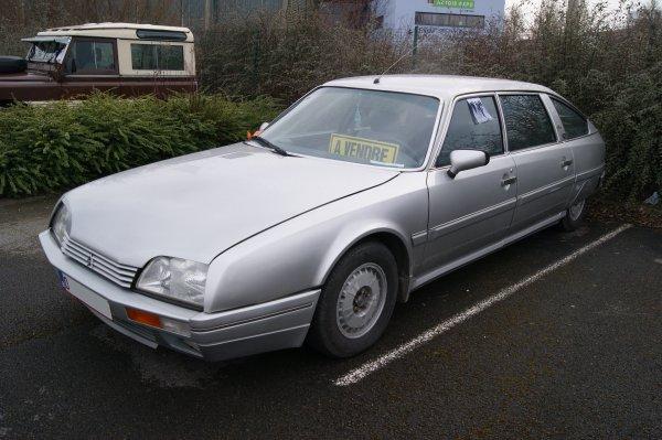 Citroën CX 25 Prestige 1985