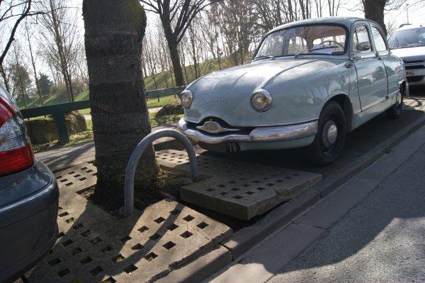 Panhard Dyna Z1 1954