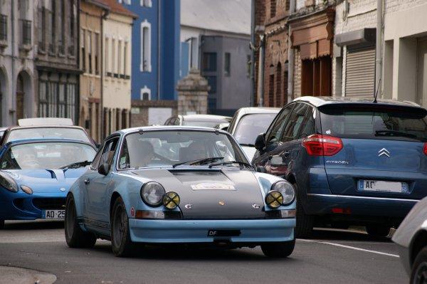 Porsche 911 ST 1971
