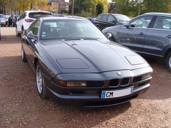BMW 850 CSi E31 1992