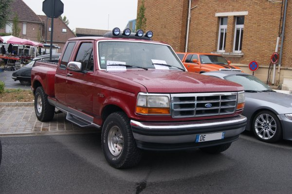 Ford F 250 1992