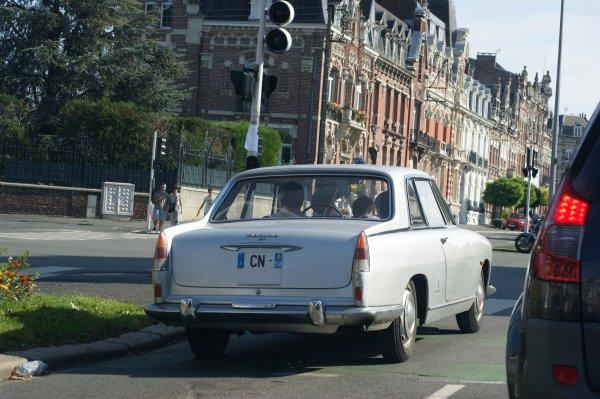 Lancia Flaminia Pininfarina 1958