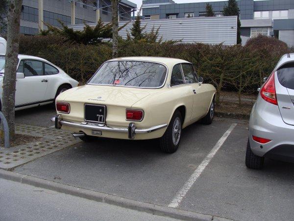 Alfa Romeo Giulia GT Junior 1974
