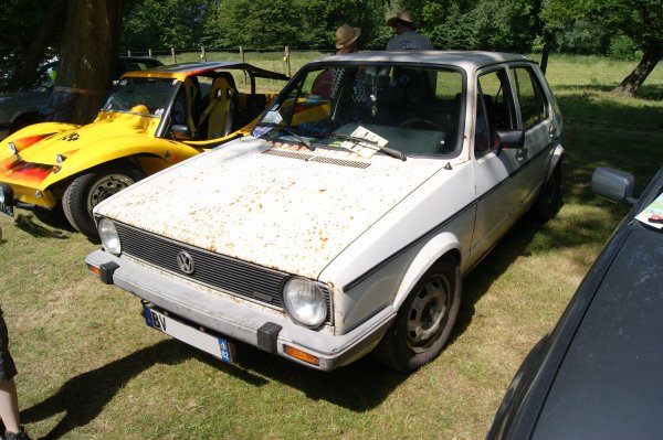 Volkswagen Golf 1 1978
