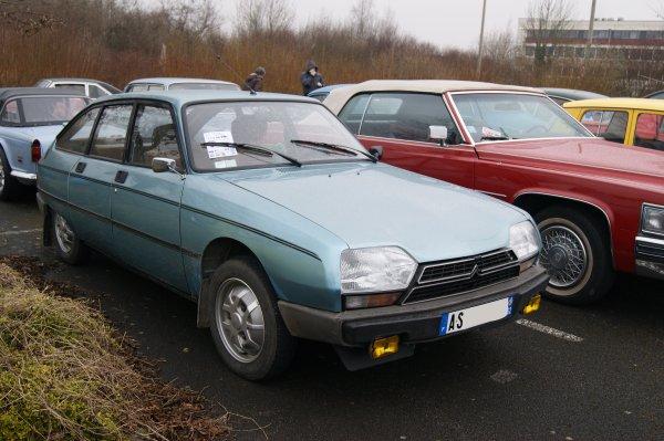 Citroën GSA X1 1982