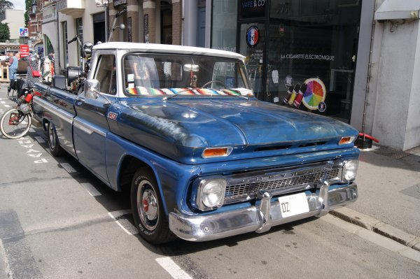 Chevrolet C10 Apache Fleetside 1965