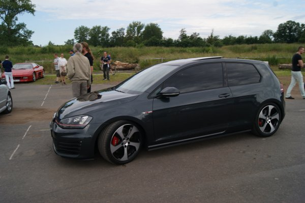 Volkswagen Golf 7 GTI 2013