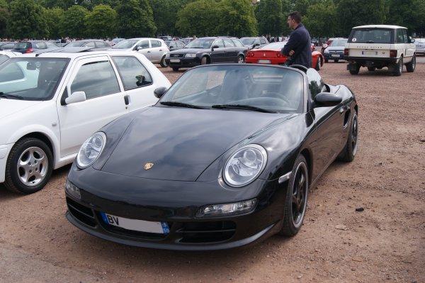 Porsche Boxster 986 1997