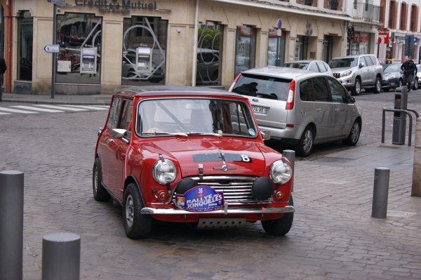 Morris Mini Cooper S 1964