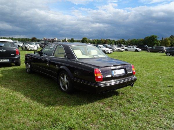 Bentley Continental R Mulliner 2000