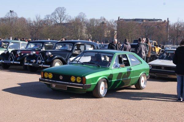 Volkswagen Scirocco TS 1974