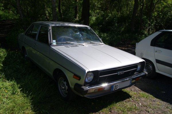 Datsun Sunny B20 1977