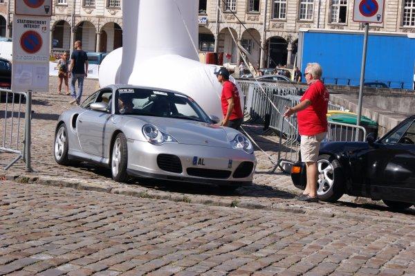 Porsche 996 Turbo 2003