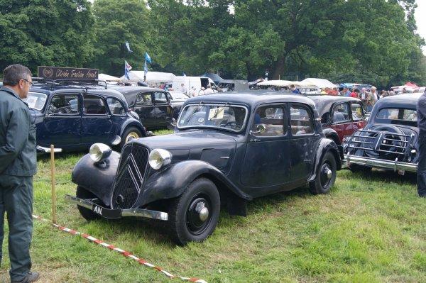 Citroën Traction 11 BL 1937
