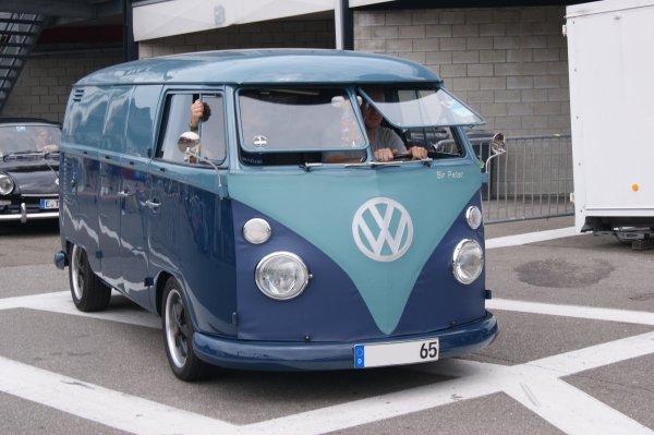 Volkswagen Transporter T1 1965