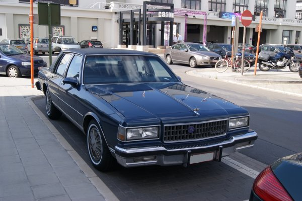 Chevrolet Caprice 1988