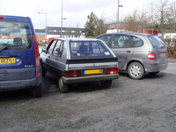 Citroën Visa Leader D 1987