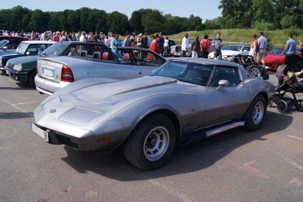 Chevrolet Corvette C3 Silver Anniversary 1978