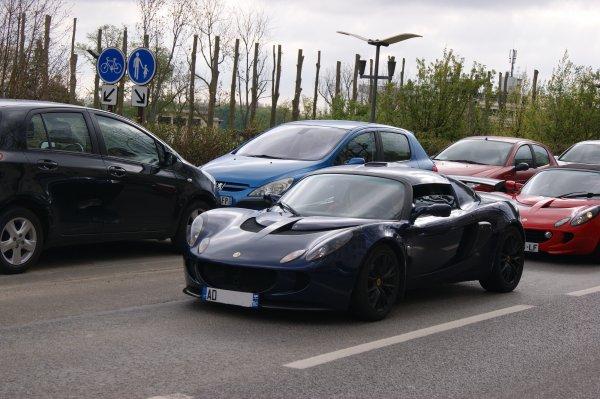 Lotus Exige S2 2006
