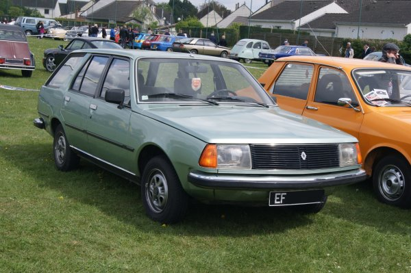 Renault 18 Break 1982