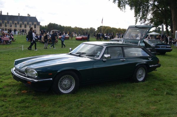 Jaguar XJ-S Lynx Eventer 1987
