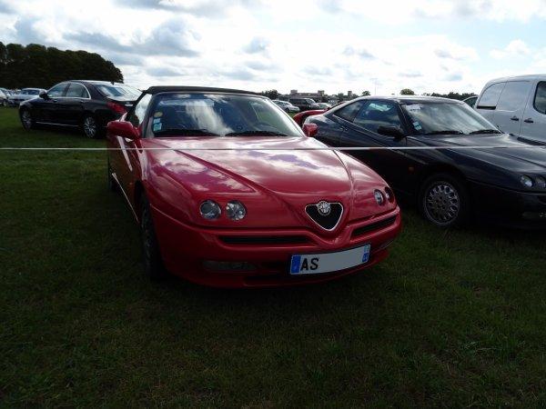 Alfa Romeo Spider 1999