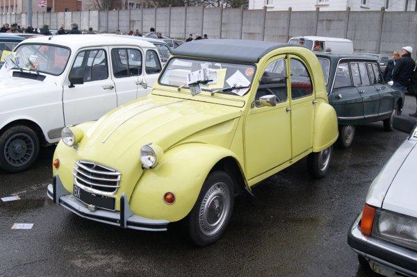Citroën 2 CV 4 Special 1975