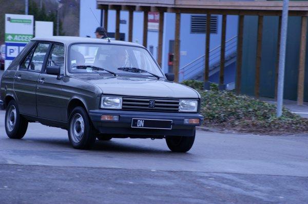Peugeot 104 GLS 1988