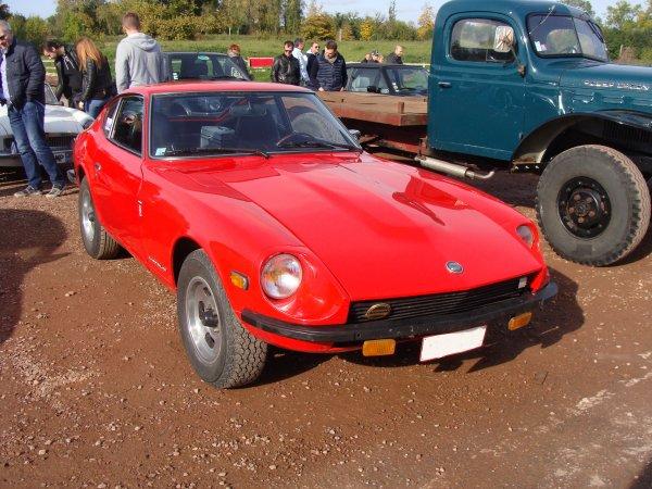 Datsun 240 Z 1969