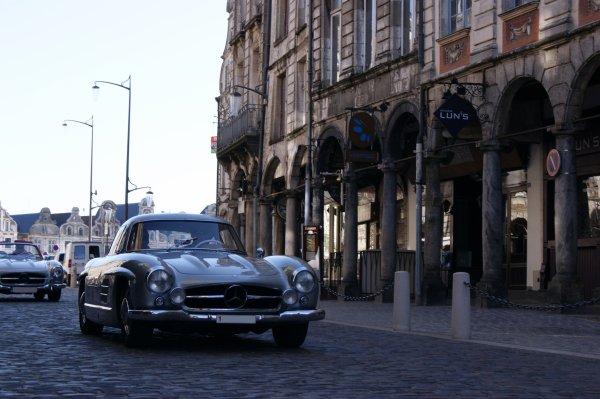 Mercedes 300 SL W198 1954