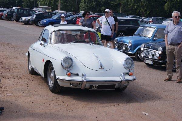 Porsche 356 BT5 1959