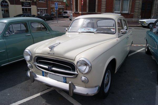Peugeot 403/7 1961