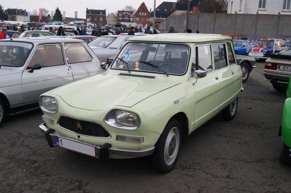 Citroën Ami 8 1976