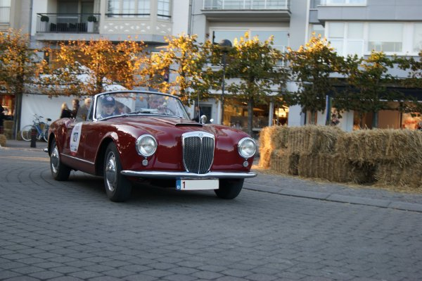 Lancia Aurelia B24 1956