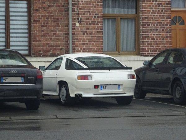 Porsche 928 S 1987