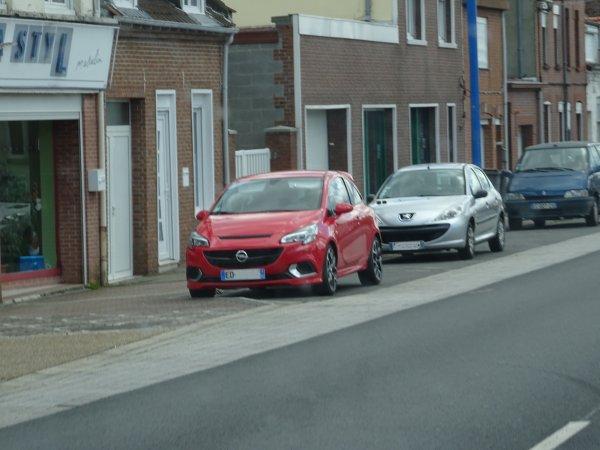Opel Corsa OPC 2016