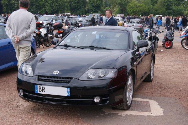 Hyundai Coupe V6 2005