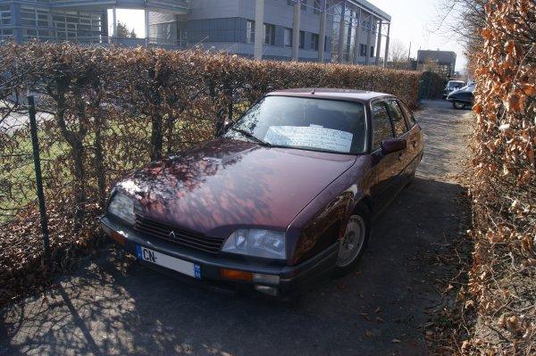 Citroërn CX 25 RD Turbo 1987