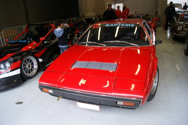 Ferrari Dino 308 GT4 1976