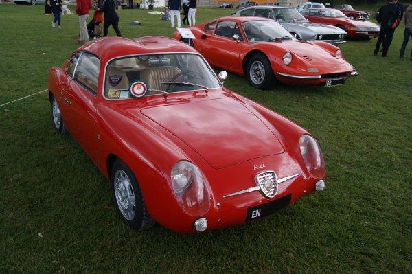 Abarth Fiat 750 Zagato 1960