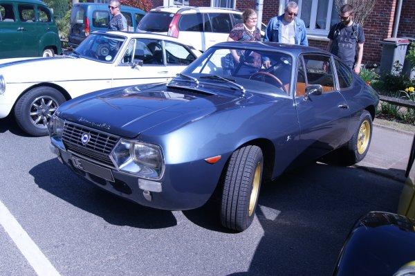Lancia Fulvia Sport Zagato 1968