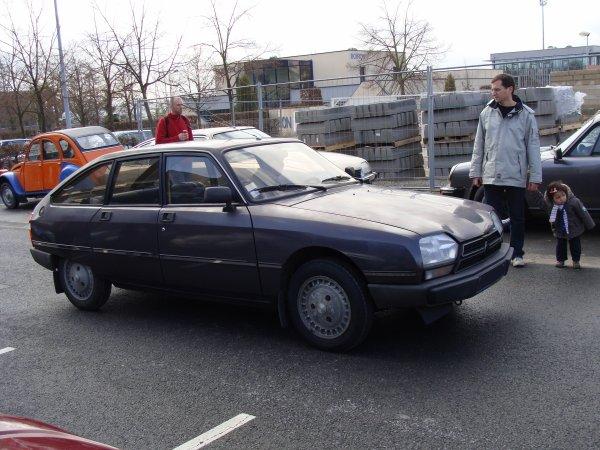 Citroën GSA Club 1981