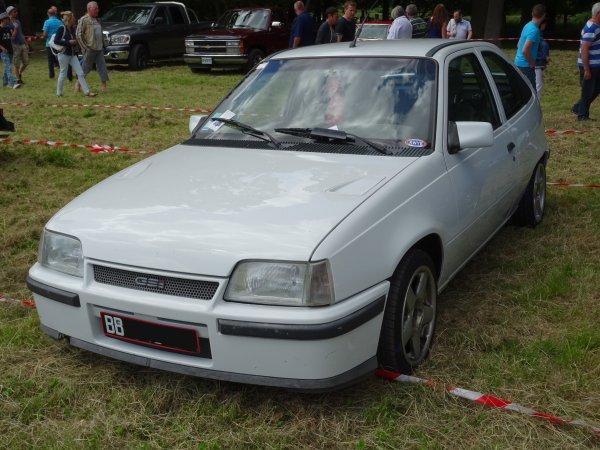 Opel Kadett E GSI 1988