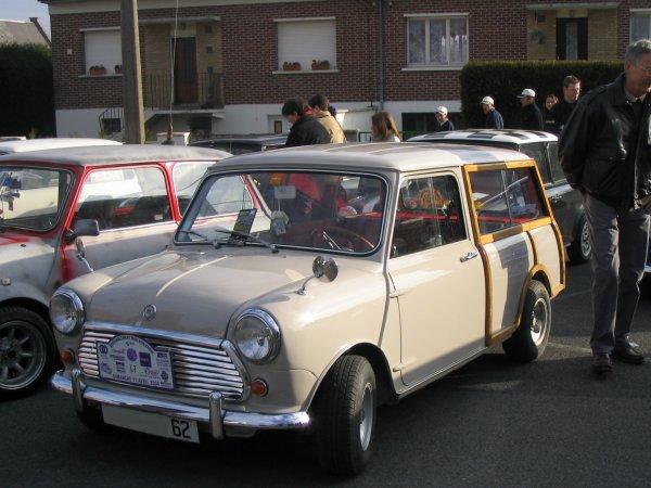 Morris Mini Traveller MK II 1967