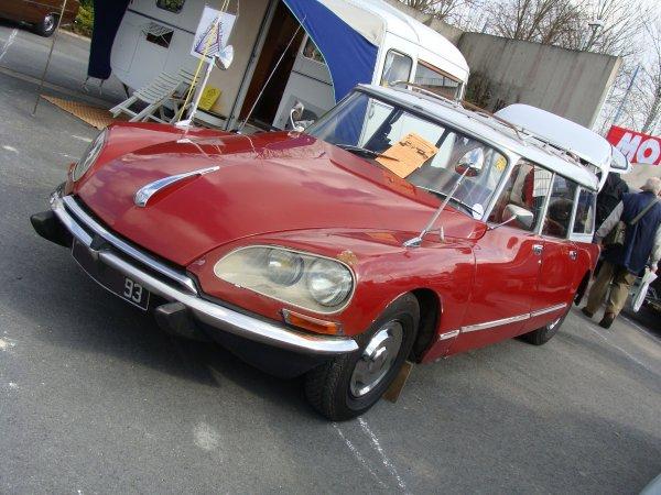 Citroën DS 23 break 1972