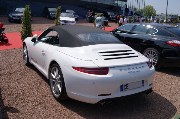 Porsche 991 Carrera 2012